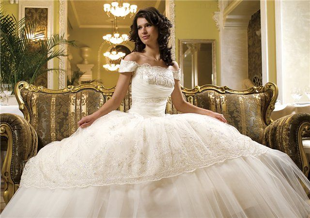 Свадебные платья - pic Wedding Dresses фото 287907.