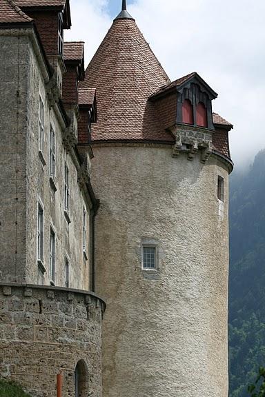 Замок графов де Грюйер (Chateau de Gruyeres) 59199