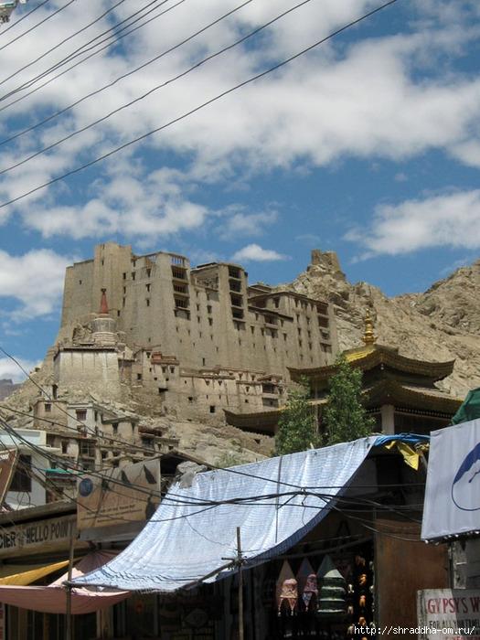 Indiya, Leh Palace, Shraddha, 1 (525x700, 268Kb)
