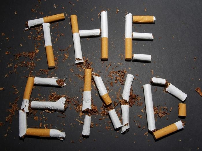 от кашля курильщика