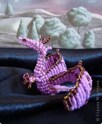 Мастер класc дракон из бисера
