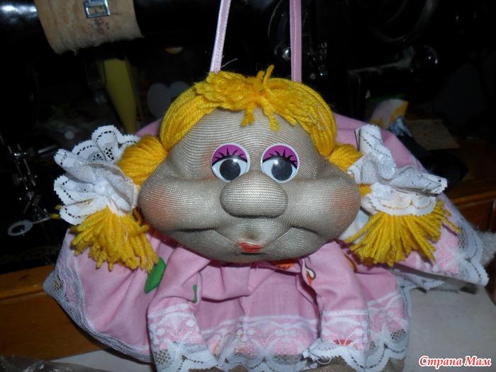 Капроновые куклы попики своими руками фото 446
