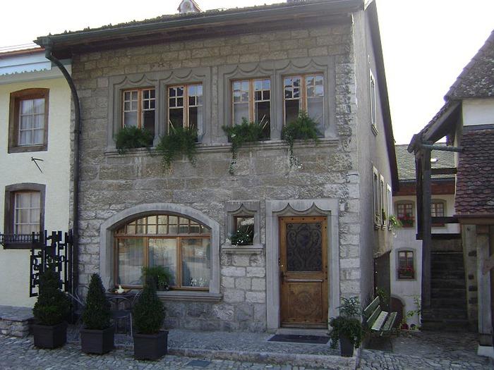 Замок графов де Грюйер (Chateau de Gruyeres) 50354