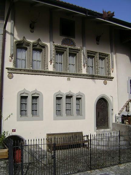 Замок графов де Грюйер (Chateau de Gruyeres) 28447