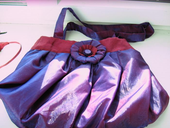Сумка из зонта своими руками фото 33