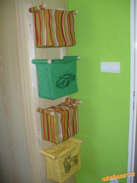 Кармашки для ванной комнаты мастер класс