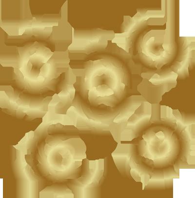 Золотой орнамент для вышивки 513