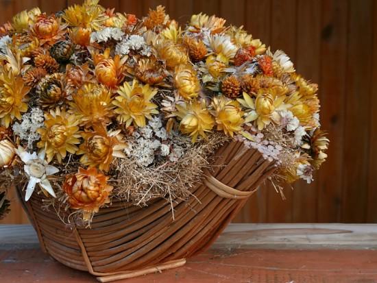 ...для вашей кухни или гостиной в деревенском стиле, возьмите корзинку...