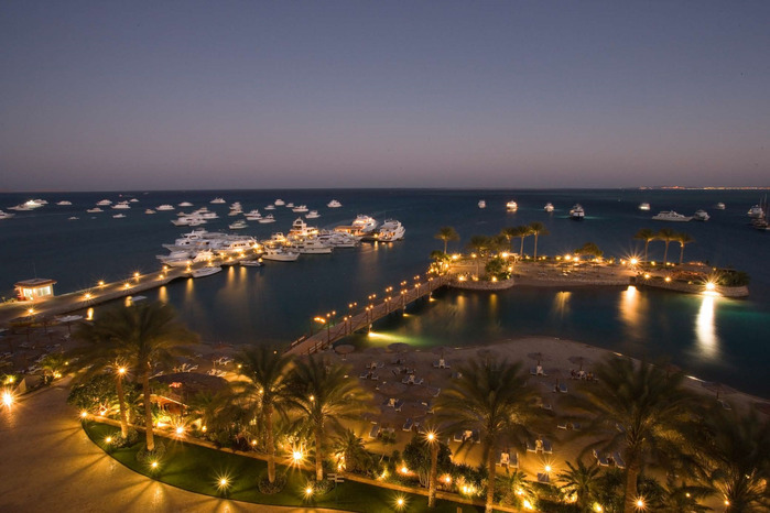 Hurghada_Port_by_Night (700x466, 104Kb)