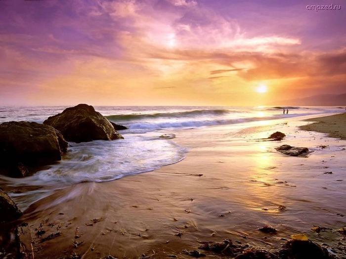 Фотографии солнца - как снимать рассвет или закат 4