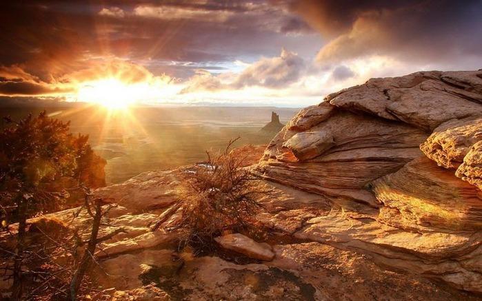 Фотографии солнца - как снимать рассвет или закат 14