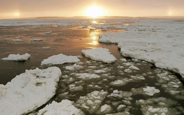 Фотографии солнца - как снимать рассвет или закат 16