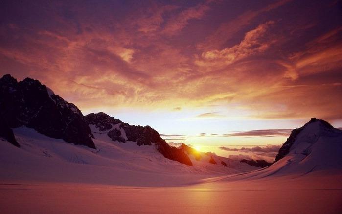 Фотографии солнца - как снимать рассвет или закат 17