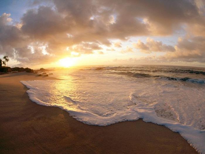 Фотографии солнца - как снимать рассвет или закат 26