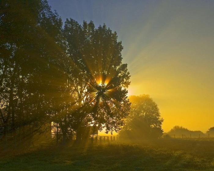 Фотографии солнца - как снимать рассвет или закат 30