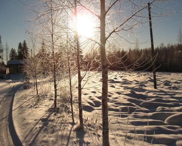 Фотографии солнца - как снимать рассвет или закат 34