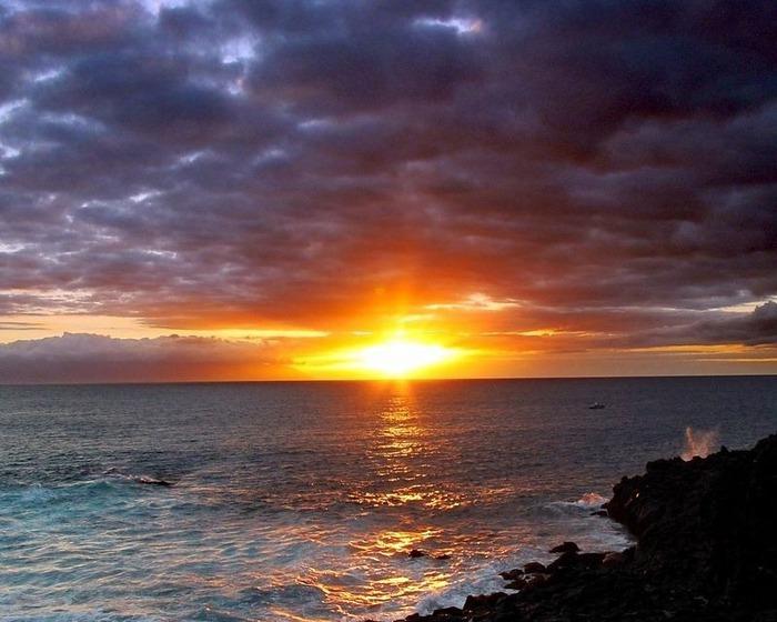 Фотографии солнца - как снимать рассвет или закат 41