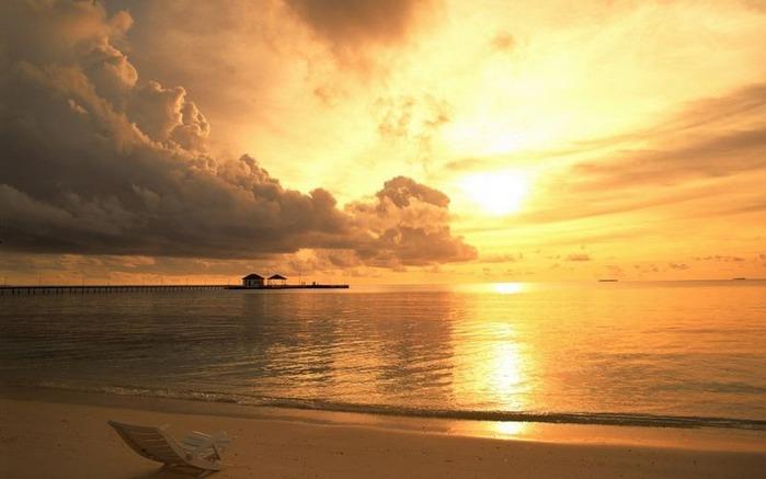 Фотографии солнца - как снимать рассвет или закат 48