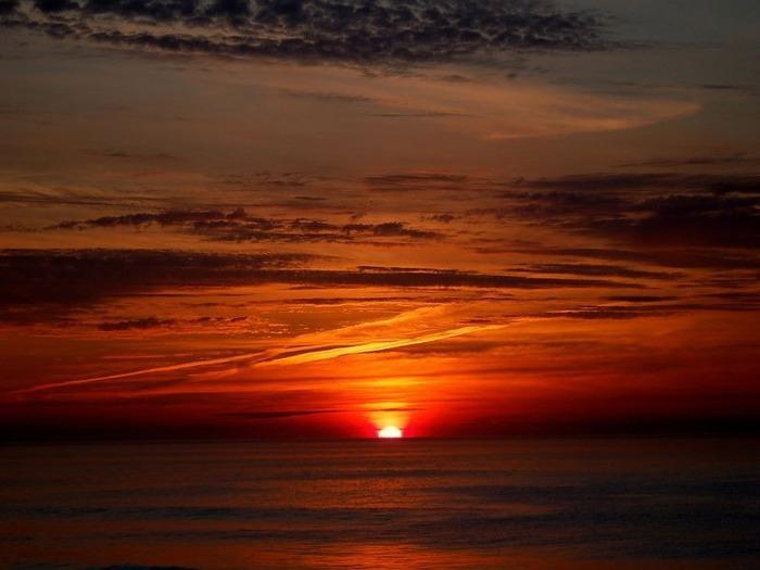 Фотографии солнца - как снимать рассвет или закат 50