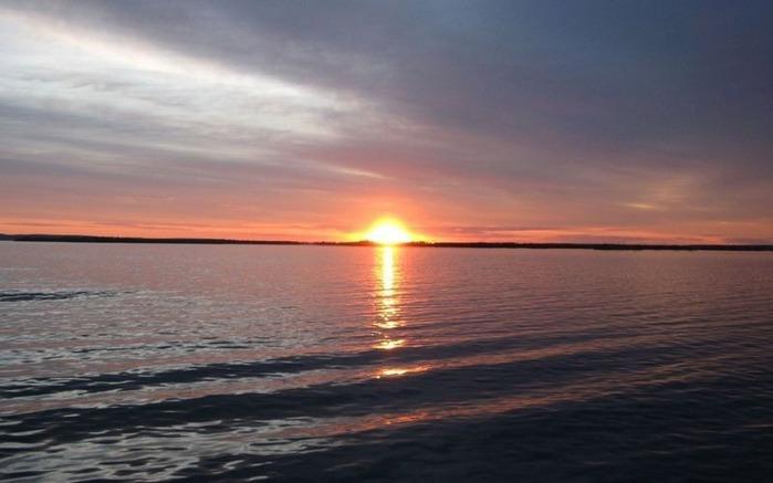 Фотографии солнца - как снимать рассвет или закат 51
