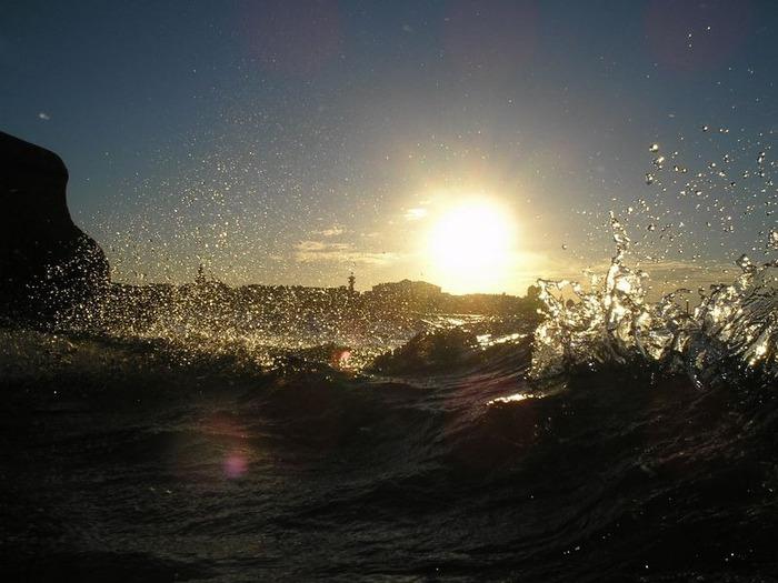 Фотографии солнца - как снимать рассвет или закат 54