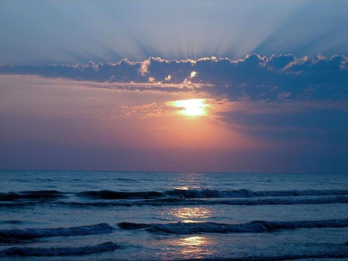Фотографии солнца - как снимать рассвет или закат 56