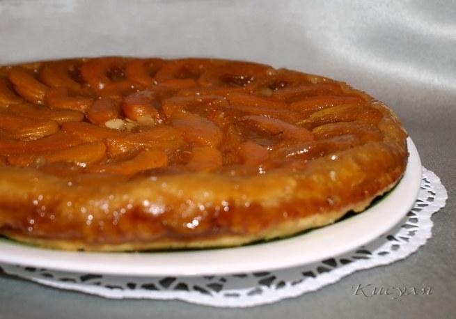 пирог с яблоками рецепт фото