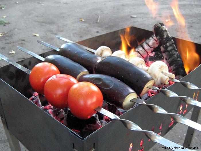 овощи на огне, лето, август (700x525, 224Kb)