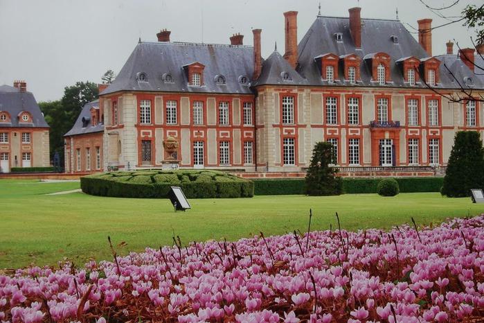 Замок Бретей / Chateau de Breteuil - в гостях у Шарля Пеpро 44909