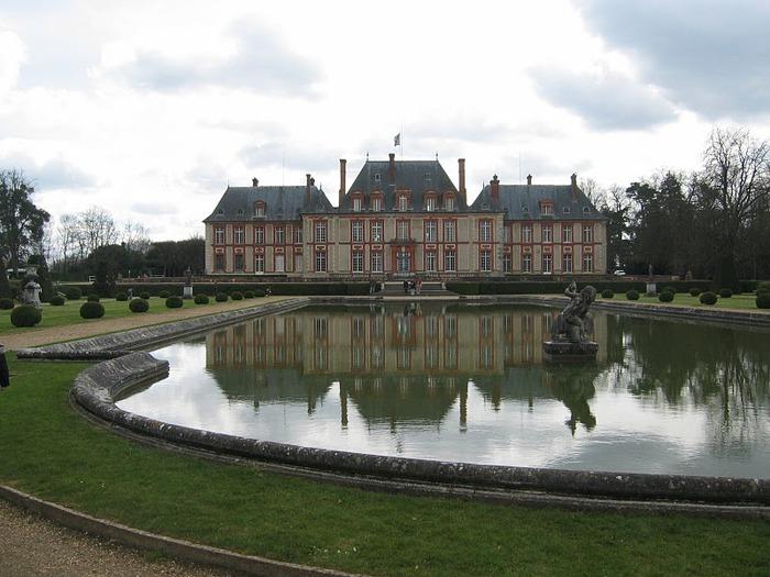 Замок Бретей / Chateau de Breteuil - в гостях у Шарля Пеpро 97013