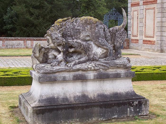 Замок Бретей / Chateau de Breteuil - в гостях у Шарля Пеpро 69192