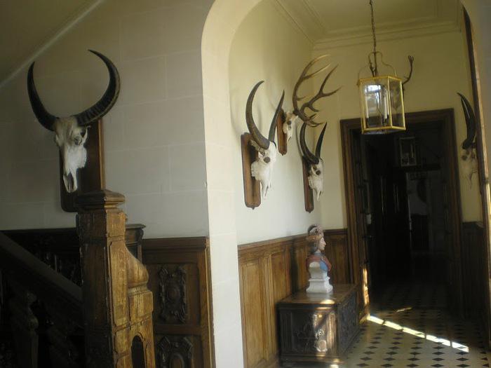 Замок Бретей / Chateau de Breteuil - в гостях у Шарля Пеpро 87868