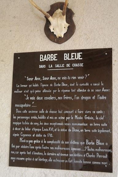 Замок Бретей / Chateau de Breteuil - в гостях у Шарля Пеpро 74535