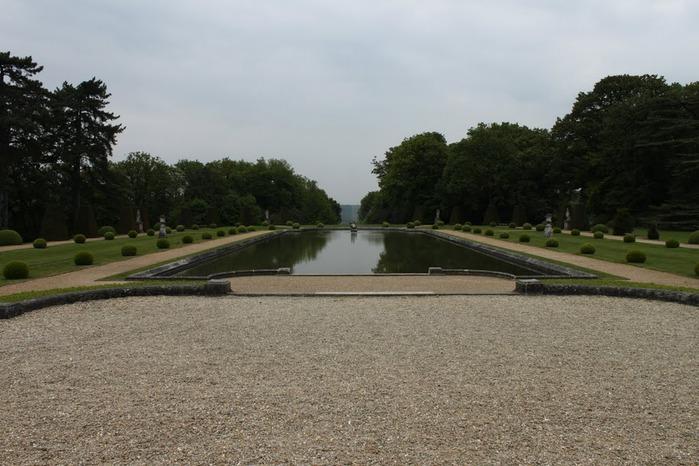 Замок Бретей / Chateau de Breteuil - в гостях у Шарля Пеpро 88093