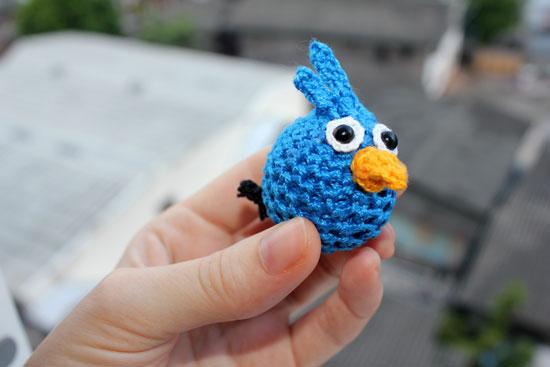 ...птичка из игры Angry Birds - мастер-класс