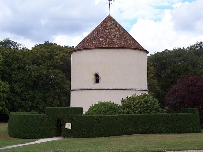 Замок Бретей / Chateau de Breteuil - в гостях у Шарля Пеpро 65740
