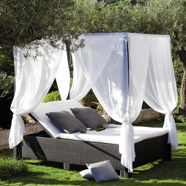 30 красивейших кроватей с балдахинами для вашей террасы 4 (600x600, 133Kb)