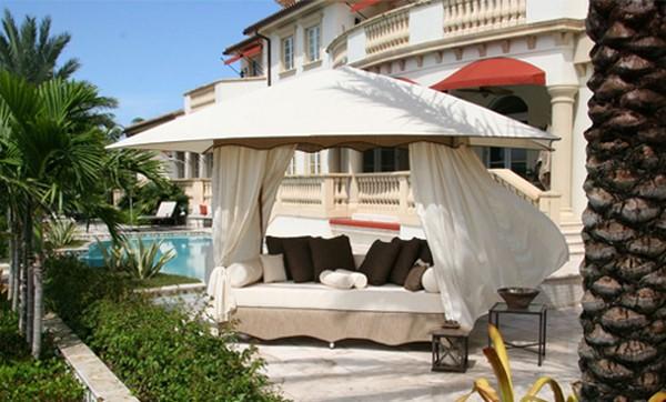 30 красивейших кроватей с балдахинами для вашей террасы 21 (600x362, 87Kb)