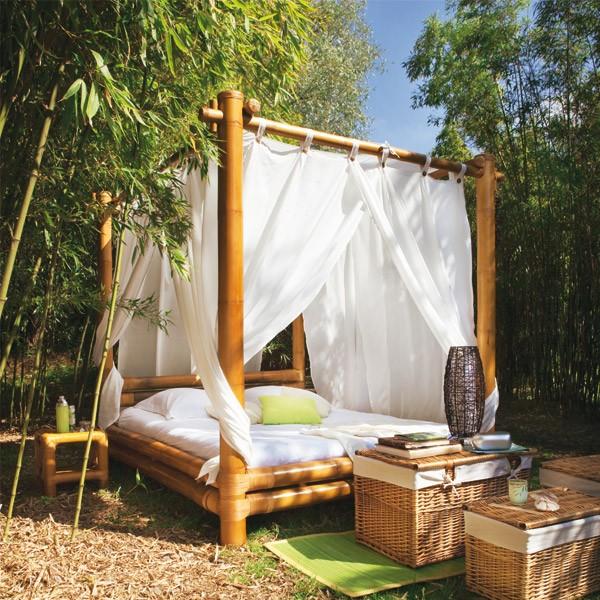 30 красивейших кроватей с балдахинами для вашей террасы 27 (600x600, 145Kb)