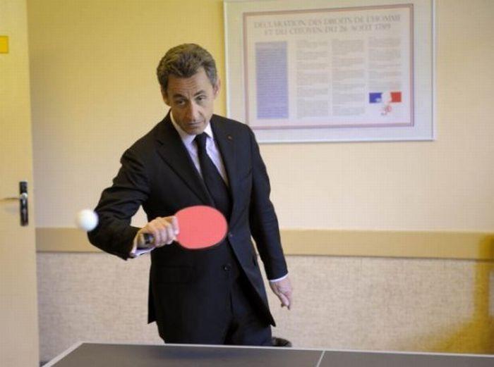Смешные фотографии политиков
