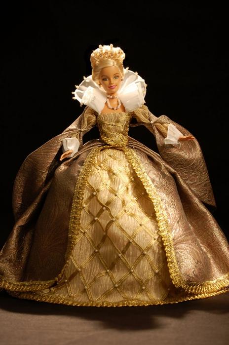 Кукла королева своими руками