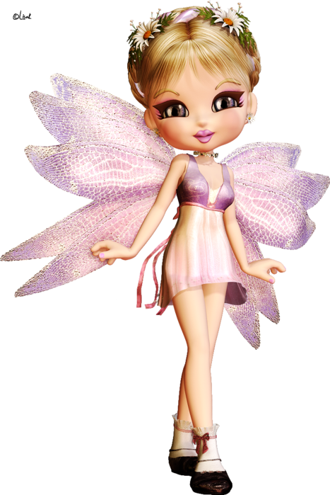 SSLisa - Cookie - Babydoll Fae - Pink (467x700, 351Kb)