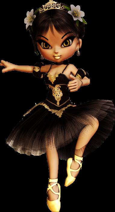 SSLisa - Cookie - Dancer - Odile (382x700, 258Kb)