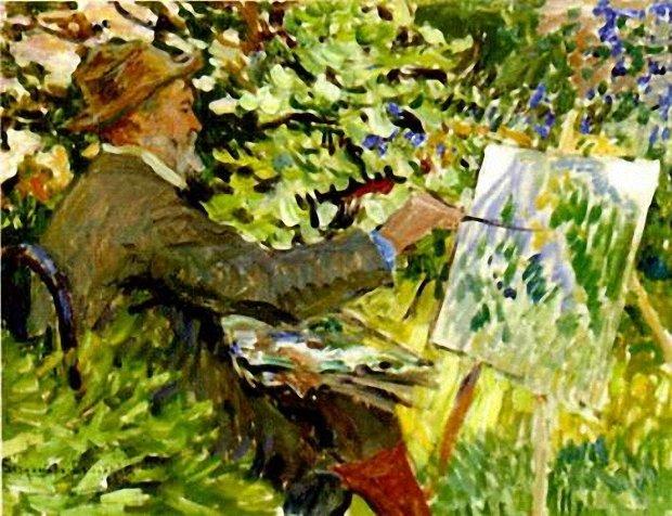1Николай Богданов-Бельский-портрет коровина (620x476, 91Kb)