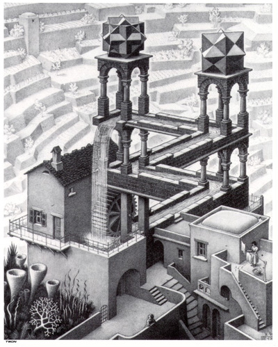 Escher_Waterfall (400x499, 136Kb)