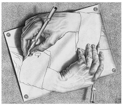 ESCHER_drawing_hands (400x344, 130Kb)