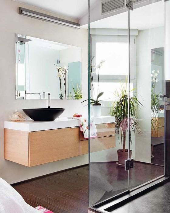 Интерьеры квартир 2011 - двухуровневая квартира в Мадриде 10 (560x700, 88Kb)