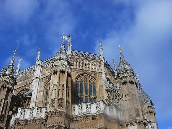 Вестминстерское Аббатство (Westminster Abbey) 68710