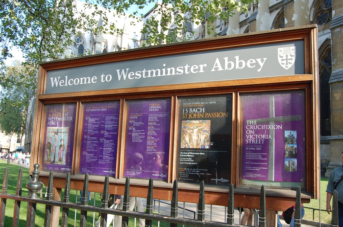 Вестминстерское Аббатство (Westminster Abbey) 59996