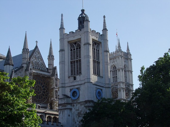 Вестминстерское Аббатство (Westminster Abbey) 98618
